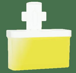 Sharpsin independant container pen needles contenant objets tranchants insupen