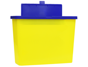 Domrex Sharps container 4,7L