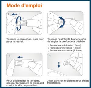Mode d'emploi Flex3